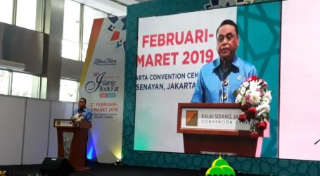 2019 Islamic Book Fair Offcially Opened at Jakarta