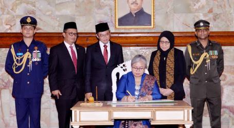 Indonesian Ambassador Reopens Defense Attache Office in Dhaka