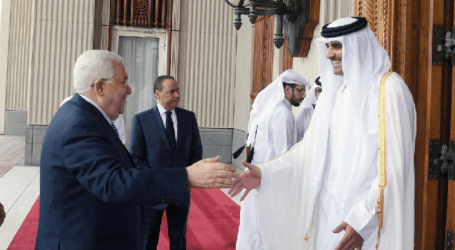 Abbas Congratulates Qatar for AFC Champion