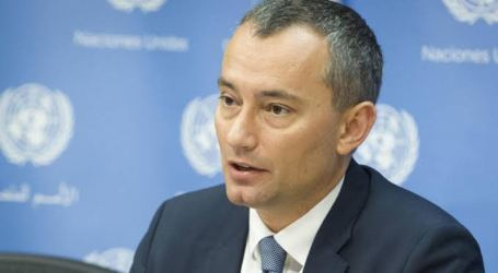 Mladenov: 3.500 Temporary jobs for Citizens Signed in Gaza