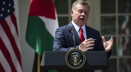 Jordan King Confirms Steadfast Position on Jerusalem