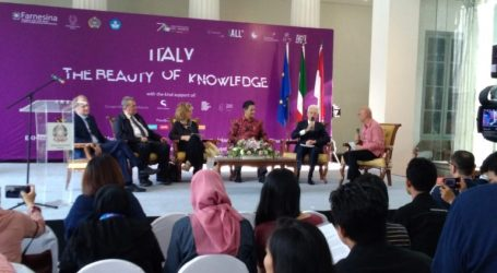 Italian Embassy Holds Technology Exhibition at National Museum Jakarta