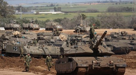 Israel Deploys Additional Troops in Gaza Border
