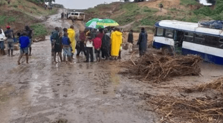 More Than 100 People Died After Typhoons Hit Mozambique and Zimbabwe