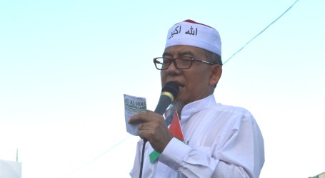 Jama'ah Muslimin (Hizbulah) Condemns Terrorist Attact on Christchurch's Mosque