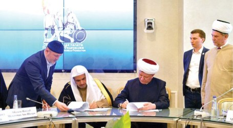 Muslim World League Signs Deal with Moscow to Promote Interfaith Dialogue