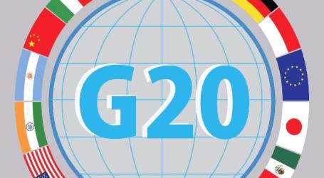 Saudi Arabia Hosts the 15th G20 Leaders' Summit in 2020