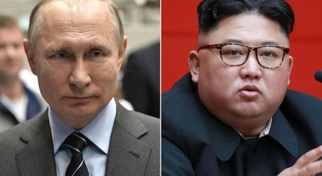 Putin: Russia Wants to Resolve North Korea's Nuclear Standoff
