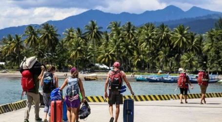 At Least 1.27 Million Foreign Tourists Visit Indonesia in February