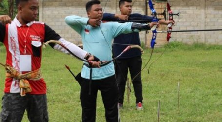 Al-Fatah Contingent Wins Archery Competition