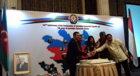 Indonesia, Azerbaijan Strengthen Strategic Partnerships