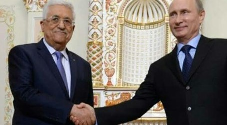 Abbas Hopes to Meet Putin in Near Future