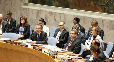 Indonesia Leads Counter-Terrorism Briefing on the UNSC