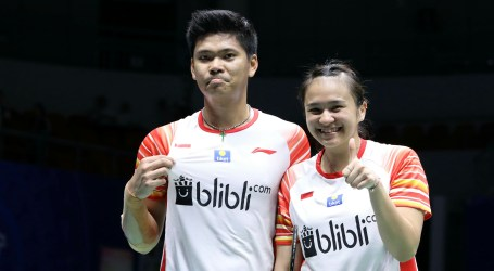 Indonesia Beat Taiwan 3-2, Advance to Semifinals 2019 Sudirman Cup