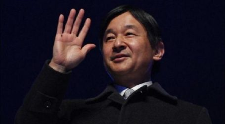Naruhito Inagurated as Japanese New Emperor
