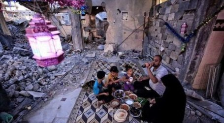 Despite Mourning, Ramadan in Gaza Remains Lively and Solemnity