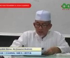 Jama'ah Muslimin (Hizbullah) Sets 1 Shawwal on Tuesday June, 4th, 2019