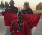 Indonesia Make Achievements at 2019 World Para Athletics Tunisia