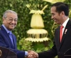 Jokowi-Mahathir Shows Islam Peaceful and Tolerant