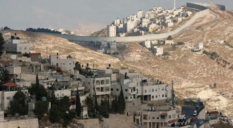 Palestine Condemns Support for West Bank Annexation