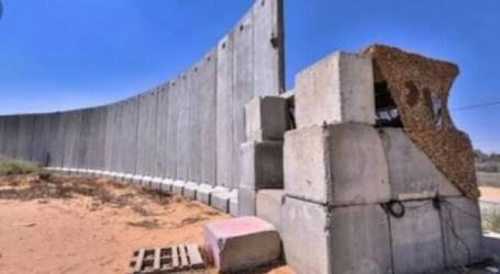 Israel to Build Wall on Gaza Border