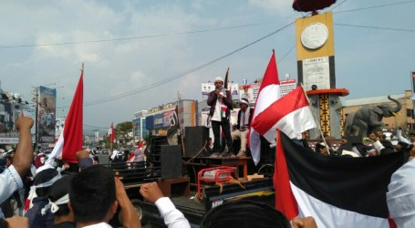 Indonesian Muslim Youth, AWG Hold Al-Aqsa Longmarch