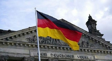 "Germany Reiterates Support for ""Two-State Solution"""