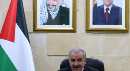 Palestinian PM: Jordan Valley is Part and Parcel of Palestine