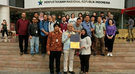 More Than 30 Indonesian Copyright Sold in IIBF
