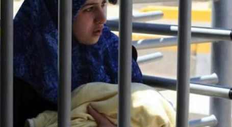 As 40 Palestinian Female Detained in Israeli Prisons