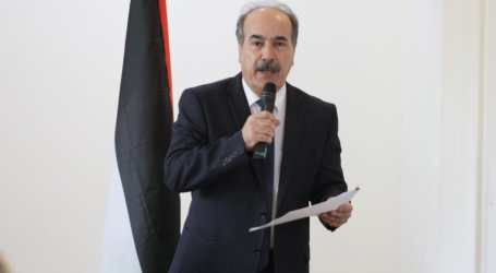 Palestinian Embassy Holds National Campign for Recovery of Martyrs