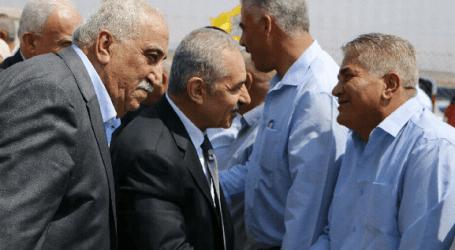 Palestinian Cabinet Hold Meeting in Jordan Valley