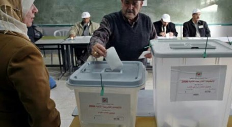 Palestine Forms Committee to Prepare Election