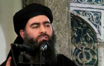 Trump Claims Baghdadi Blasted Himself