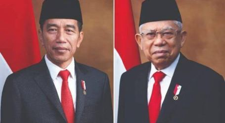 Jokowi-Ma'ruf's Inauguration as President-Vice President Indonesia 2019-2024