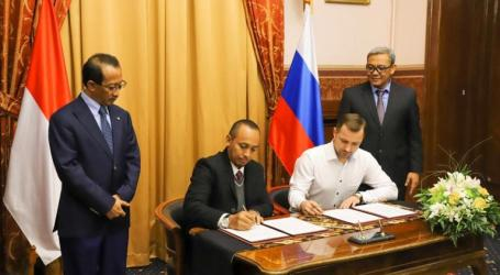 Bogor Companies Establish Business Cooperation in Russia