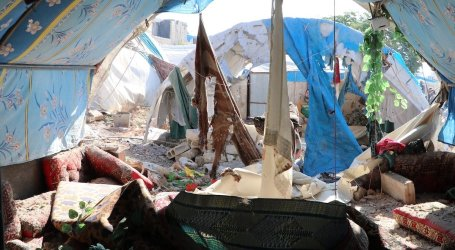 Ten Children Killed in Deadly Attack on Idlib