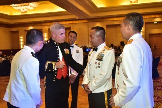 US Marine Corps Celebrates 244th Birthday and 70th Partnership with Indonesia