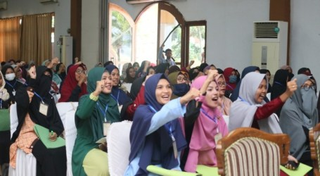 Participants Enthusiastically Attend Palestinian Seminar in Ternate