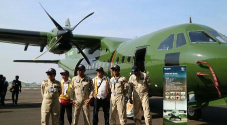 Nepal Buys Indonesian CN235 Aircraft