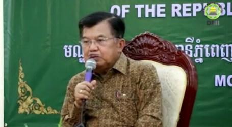 Jusuf Kalla Appreciates Cambodian PM for Attention to Muslim Citizens