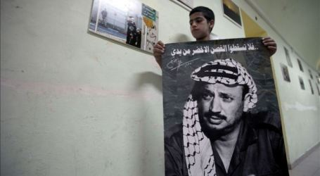 Before Died, Yasser Arafat Asked Turkey to Defend Al-Quds