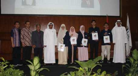 "Al-Azhar Indonesia University and UAE Embassy Hold A Film-Watching ""Emirates History"""