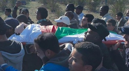A Palestinian Farmer Killed by Israeli ERW