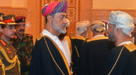 Haitham bin Tariq Sworn As New Sultan of Oman