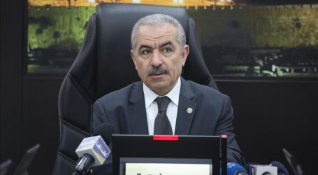 PM: No Case of Coronavirus in the Occupied Palestinian Territories