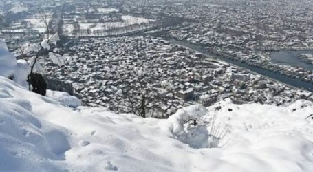 As 21 People Died by Snowfall in Kashmir