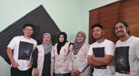 Artist, Musicians and Entrepreneur Join Supporting Indonesian Hospital Construction in Gaza