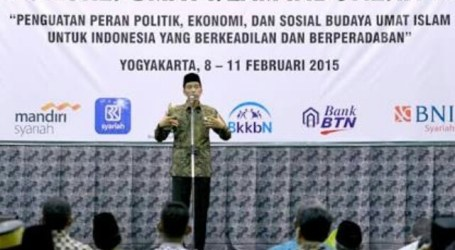 Indonesian Muslims Congress to be Opened by President