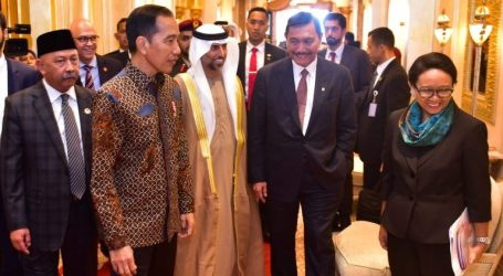 President Jokowi to Meet Crown Prince of the UAE